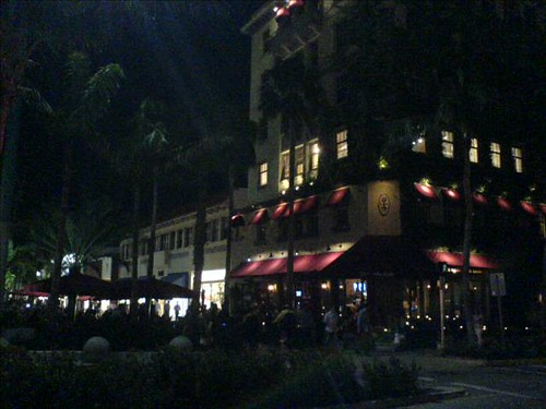 Cafe Lincoln Road Miami Beach Fl
