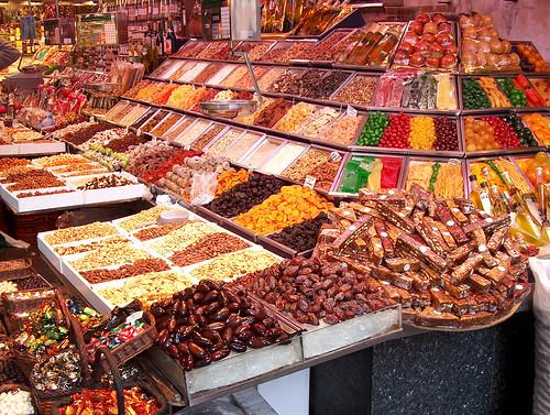 Barcelona market stall bob the lomond flickr for Bob s fish market