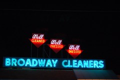 Broadway Cleaners | by in2jazz