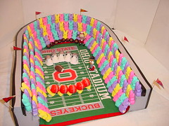 Peep Fans in Ohio Stadium | by Buckeye