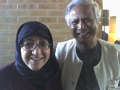 Muhammad Yunus with... | by Global X