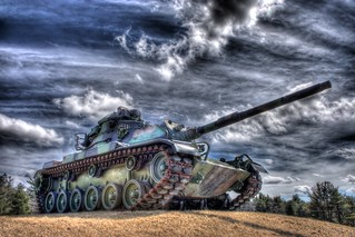 HDR Tank | by Lawrence Whittemore