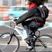 bike rider in brighton