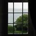 Through the window to Eynhallow, Orkney