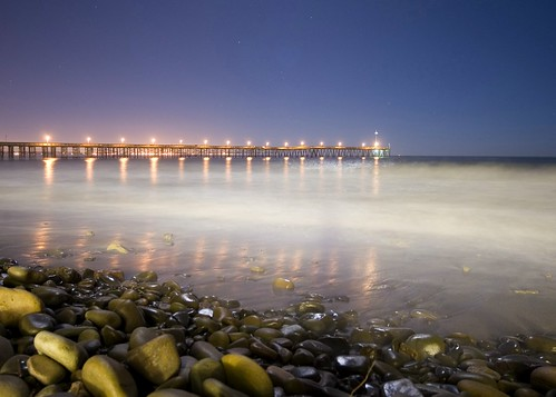 Rocks & Pier | by Extra Medium