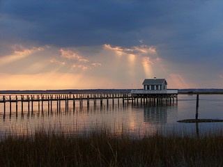 Sunset at Chincoteague | by bobtravis