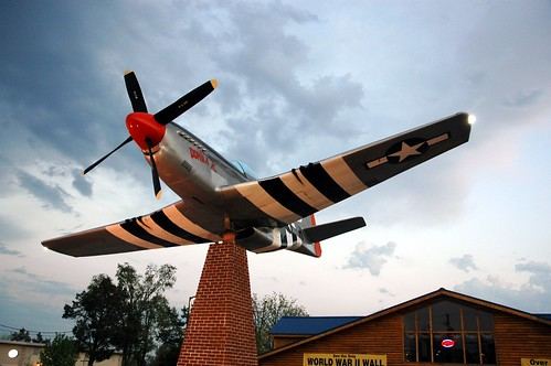 P-51 Mustang, Branson, MO | by sirchuckles