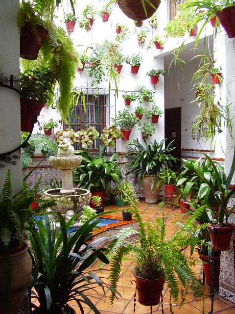 C rdoba borya flickr - Decoracion de casas antiguas ...