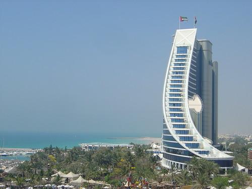 Jumeirah Beach Hotel Breakfast