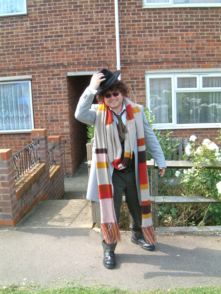 Me as doctor who dressed for a fancy dress themed what for Doctor who themed wedding dresses