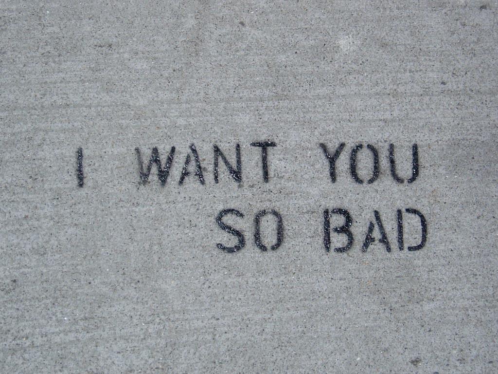 Girl I Love You So Bad