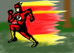 The Flash | by opk