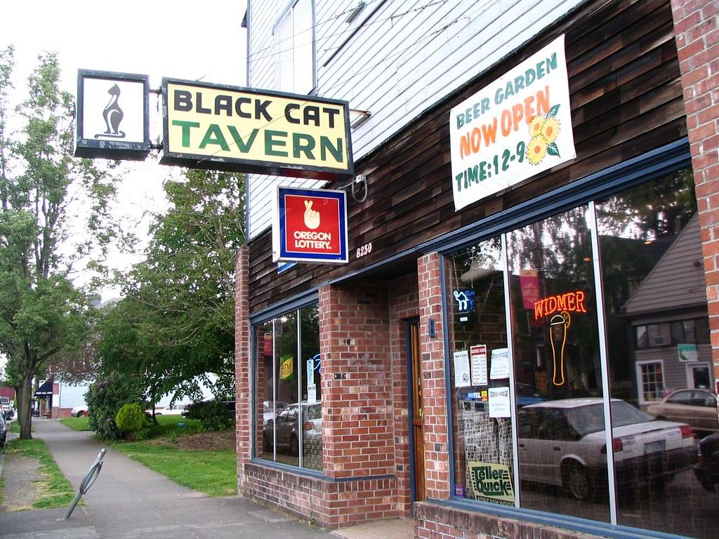 Black Cat Tavern Philadelphia Menu