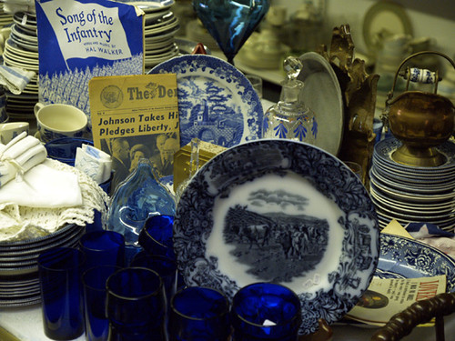 Blue Willow Dishes | by The Austin Sage