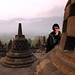 W.T.C. Guy Does Borobudur Temple