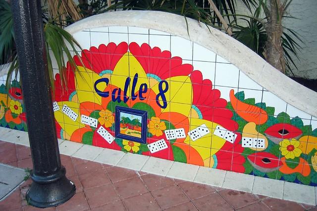 Miami - Little Havana: Calle Ocho