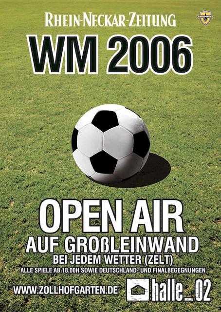 Fussball Wm Mann Mit Hut Flickr