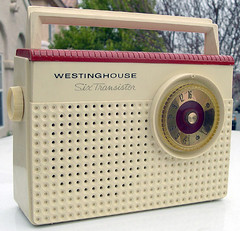 Westinghouse Six Transistor Radio, 1960's | by Roadsidepictures