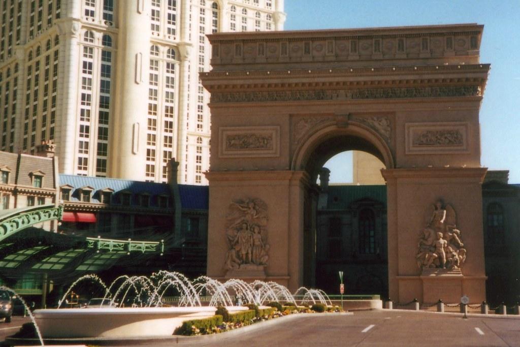 Las Vegas  Paris Hotel And Casino