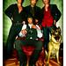 Vin Rouge - Standard Family Portrait
