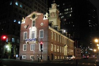Boston - Freedom Trail: Old State House | by wallyg