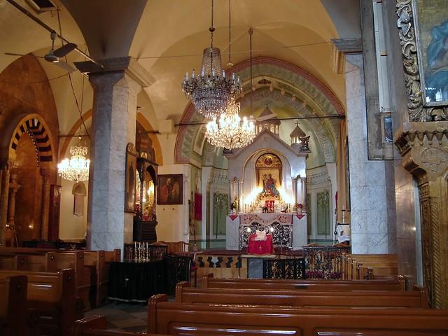 Syria. Aleppo. Armenian church 40 martyrs | Syria. Aleppo ...