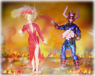 TOYS- GALACTUS-THE WORLD DEVOURER: GALACTUS LACKS GALS ? | by zero g
