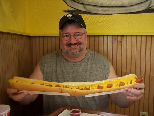Two Foot Hot Dogs Ct