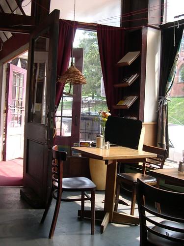 Cafe Ithaca Ny