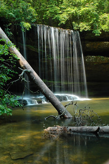 Caney Creek Falls. | by BamaWester