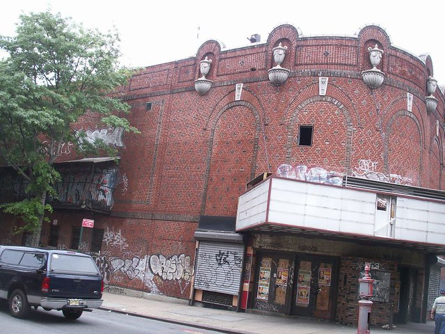 Commodore Theater, Brooklyn, NYC