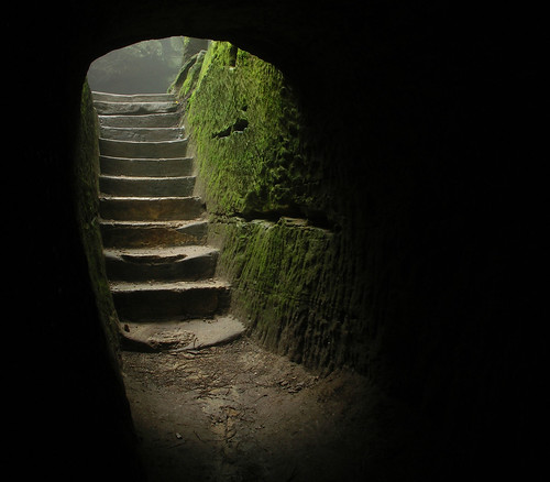 07-16-06 Creepy stairs | by Picture_taking_fool