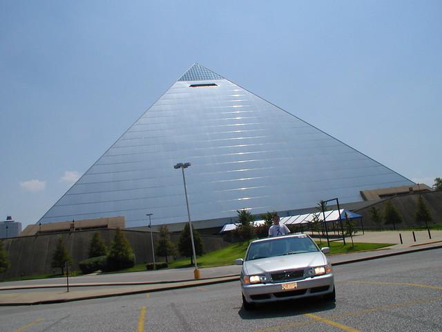 A Pyramid in Memphis