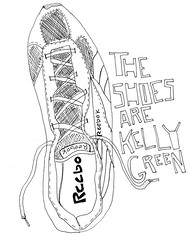 071906: Kelly Green Reeboks | by kate*