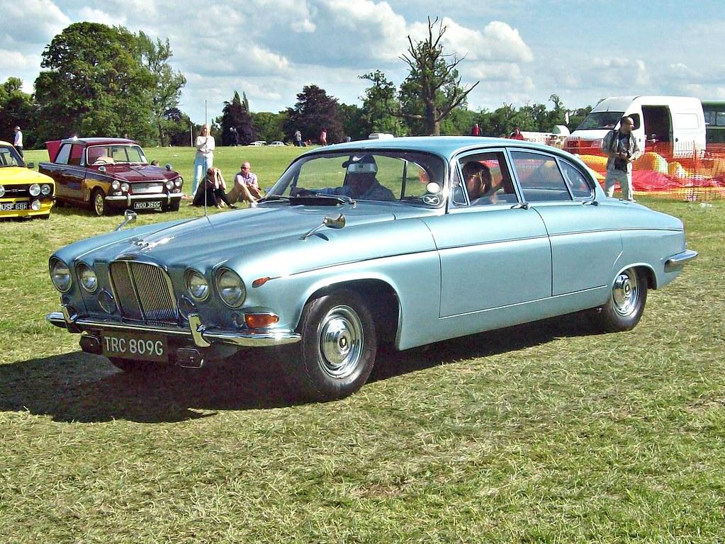453 Jaguar 420G (1968) | Jaguar 420G (1967-70) Engine ...