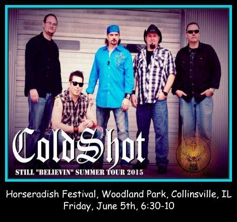 ColdShot 6-5-15