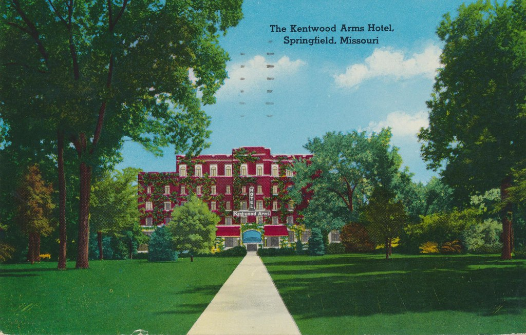 Kentwood Arms Hotel - Springfield, Missouri