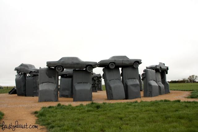 MidWestRoadTrip_Carhenge Nebraska_feistyhaarriet_June 2015 (9)