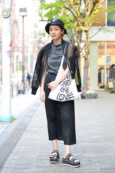 六月日本街拍 13