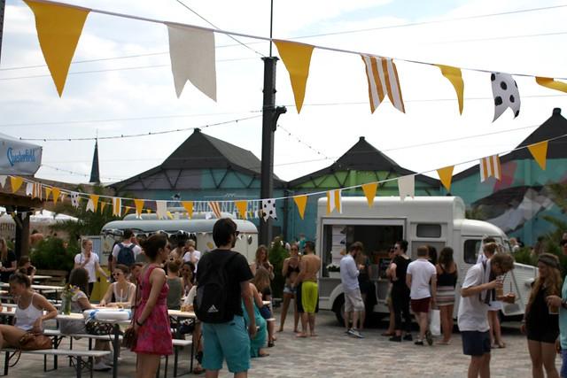 the ice cream market