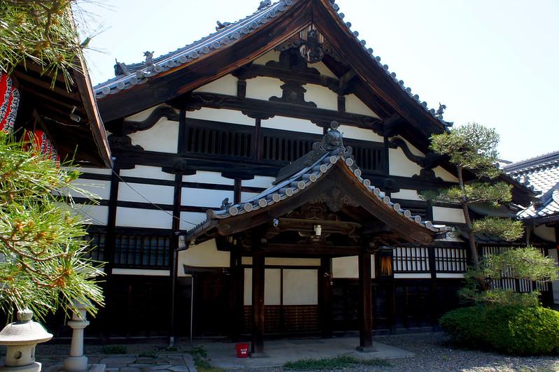 庫裏/革堂 行願寺(Kodo, Gyogan-ji Temple / Kyoto City) 2015/05/11