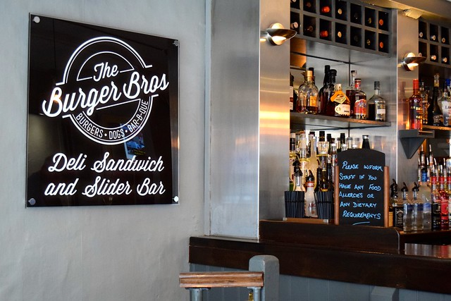 The Burger Brothers, Canterbury