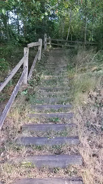 Death stairs