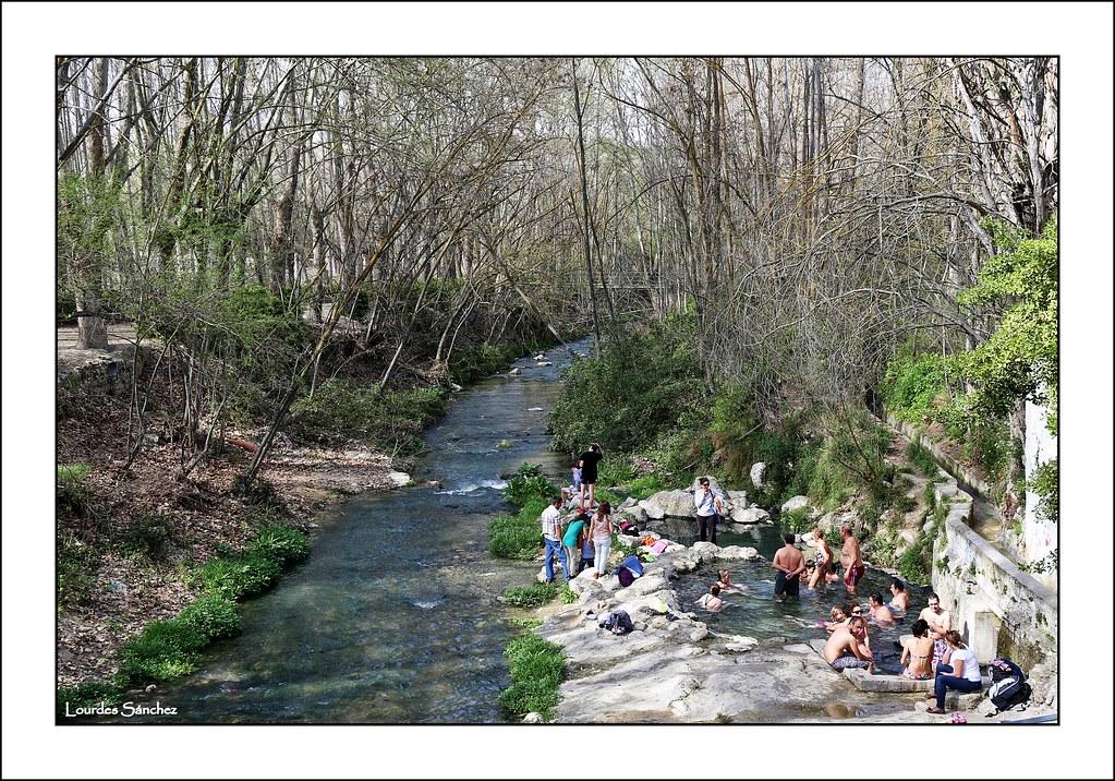 Perfect ... Un Baño De Aguas Termales   Alhama De Granada | By Lourdes S.C.