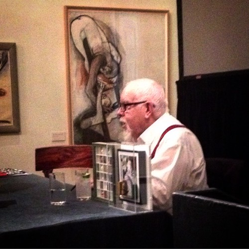 Sir Peter Blake | by fionalongart