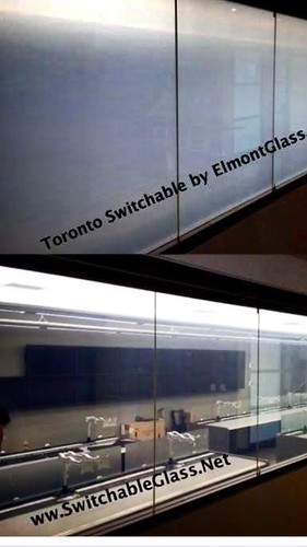 Switchable Glass technology Toronto Canada by ElmontGlass.com | by ElmontGlass
