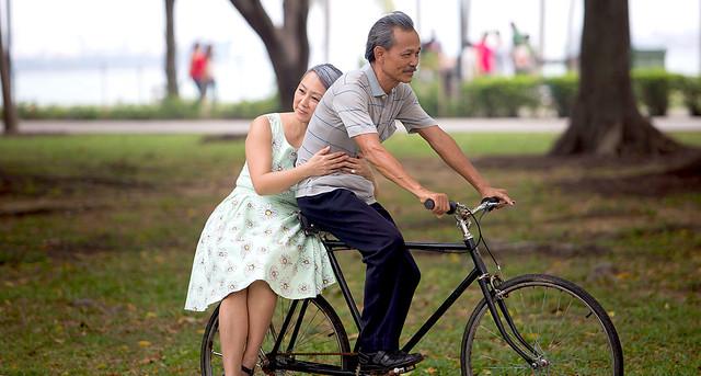 4Love Elderly Couple