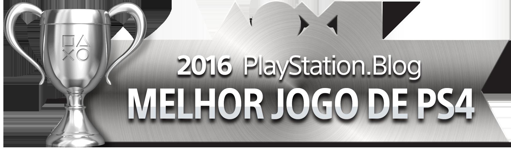 Melhor Jogo de PS4 - Prata