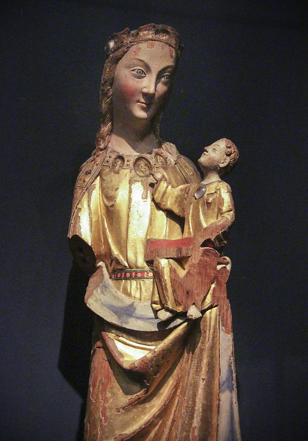 Virgin and Child - 1270