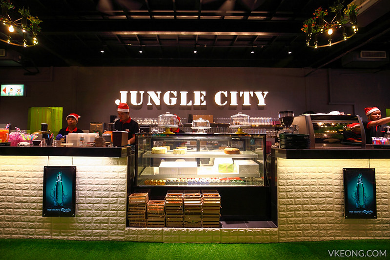 Jungle City Kepong Cake Counter